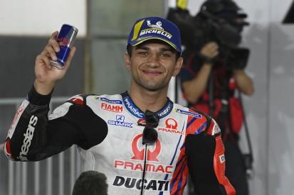 """Jorge Martin nach erster MotoGP-Pole: """"Dachte, das ist schwieriger"""""""