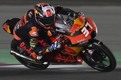 Moto3 in Katar (2): Rookie Pedro Acosta siegt nach Boxengassen-Start