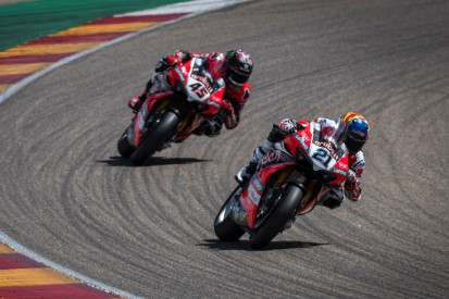 Ducati in Topform: Redding, Davies und Rinaldi geben in Aragon das Tempo vor