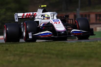 Mick Schumacher auf P18: Kleiner Fehler kostet zwei Zehntelsekunden