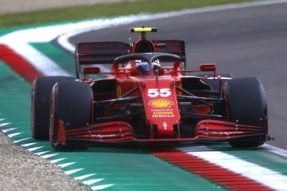Carlos Sainz: Imola-Qualifying hat fehlende Kilometer aufgedeckt