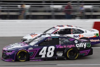 NASCAR Richmond: Alex Bowman ringt Denny Hamlin nieder