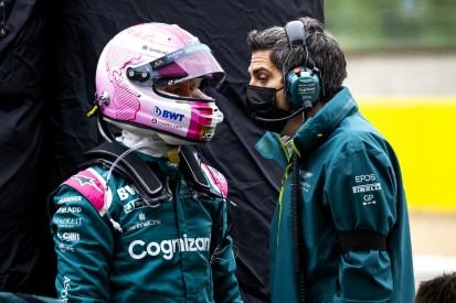 Aston Martin: Keine Kritik an Sebastian Vettel