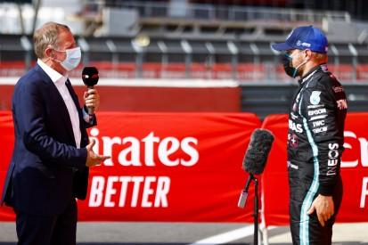 """Martin Brundle: """"Bottas war jedenfalls nicht schuld dran"""""""