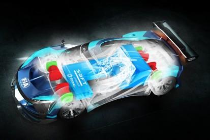 FIA präsentiert revolutionäres Konzept für elektrische GT-Autos