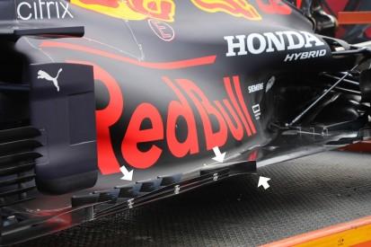 Formel-1-Technik 2021: Was Imola über den Red Bull RB16B verraten hat