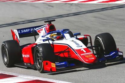 F2-Titelkandidat mit Sorgenfalten: Qualifying-Pace im Test nicht gut genug