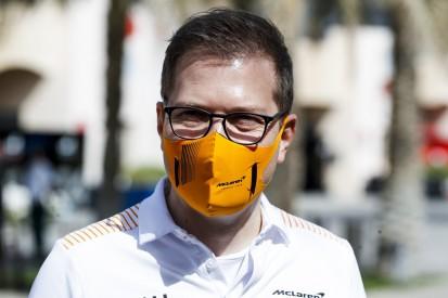 """Trotz Kampf mit Ferrari und AlphaTauri: """"Klarer Plan"""" bei McLaren für 2022"""