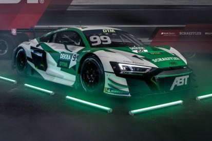 DTM-Saison 2021: Meisterteam Abt präsentiert Designs der drei Audi R8 LMS