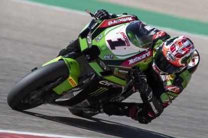 Beeindruckend: Jonathan Rea beim Test schneller als die MotoGP-Prototypen