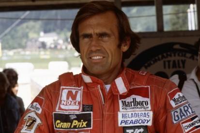 Sorge um Ex-Pilot: Carlos Reutemann auf der Intensivstation