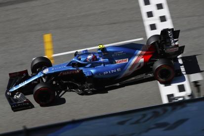 Alpine bestätigt starke Form: Ocon verpasst zweite Startreihe knapp