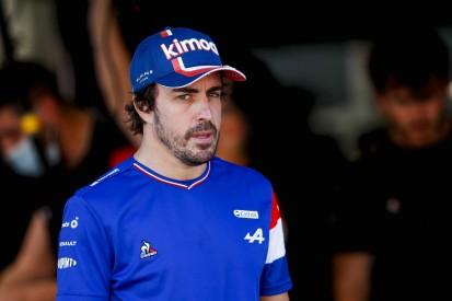 Fernando Alonso: Neue Kurve 10 hat das Überholen nicht verbessert