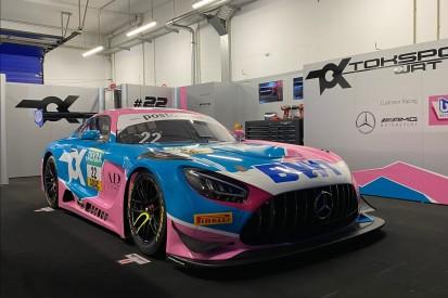 Neues Design und AMG-Performance-Team: Toksport WRT wird Pink