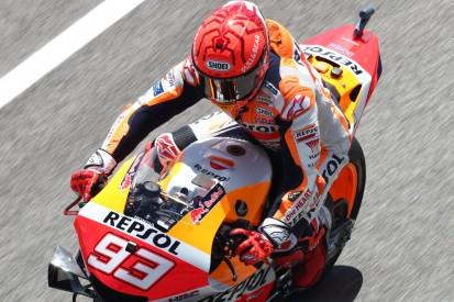 Marc Marquez gibt zu: Weiterentwicklung der Honda stockt