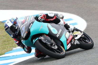 Moto3 in Le Mans FT1: Viele Stürze auf nasser Strecke, McPhee mit Bestzeit