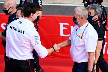 """Helmut Marko: Schärfere FIA-Tests """"kein WM-entscheidender Nachteil"""""""
