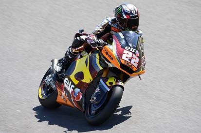 Moto2 in Le Mans FT2: Sam Lowes vorn, Marcel Schrötter rutscht aus den Top 10