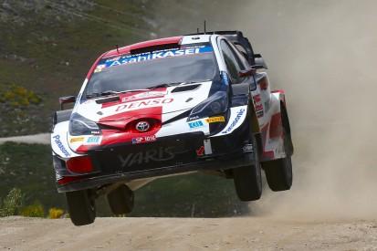 Elfyn Evans vor der Qual der Wahl: Toyota oder M-Sport in der Saison 2022?