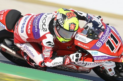 Moto3 in Barcelona 2021: Sergio Garcia holt Sieg, Abbruch in letzter Runde