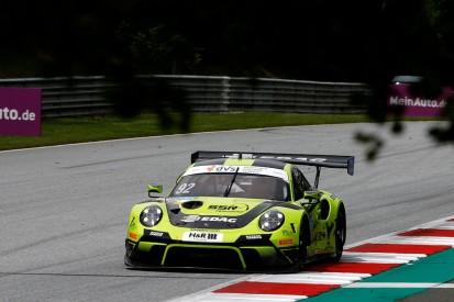ADAC GT Masters Spielberg 2021: Porsche siegt nach tollem Rad-an-Rad-Duell