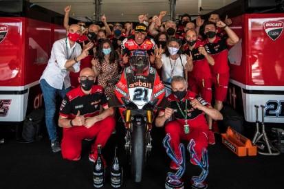 Ducati-Sieg in Misano: Michael Ruben Rinaldi stiehlt Scott Redding die Show