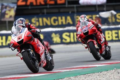Sachsenring keine Ducati-Strecke? Johann Zarco und Jack Miller sehen das anders