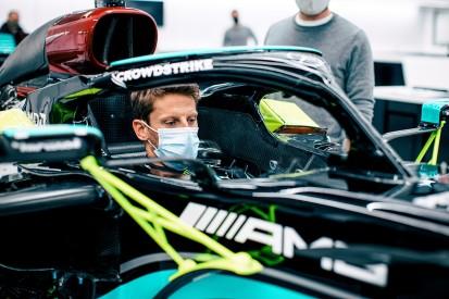 Mercedes muss Formel-1-Test von Romain Grosjean verschieben