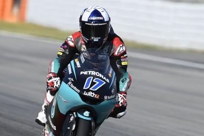 Moto3 Sachsenring FT1: McPhee schnappt Suzuki die Bestzeit weg