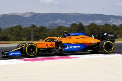 McLaren-Piloten hadern: Auto muss einfacher zu fahren werden