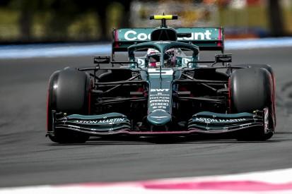 """Sebastian Vettel nach P12: """"Das Auto ist eher fürs Rennen abgestimmt"""""""