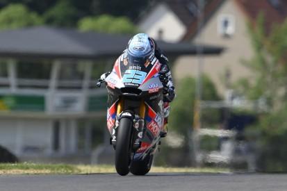 Marcel Schrötter zeigt starke Aufholjagd beim Heim-Grand-Prix
