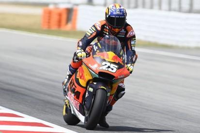 Moto2 in Assen FT3: Sturz und Bestzeit für Raul Fernandez, Schrötter auf P13