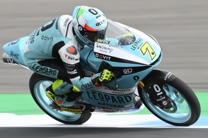 Moto3 in Assen: Zweiter Saisonsieg für Foggia - Acosta auf Platz vier