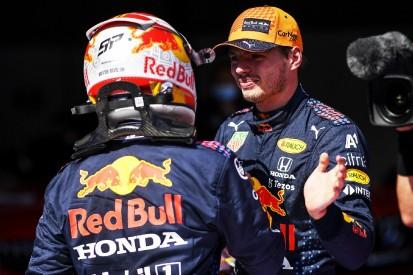 """Verstappen widerspricht Perez: """"Weiß, dass 'Checo' mein Set-up verwendet"""""""