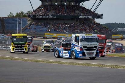 Hochwasser-Katastrophe: Truck-Grand-Prix am Nürburgring abgesagt