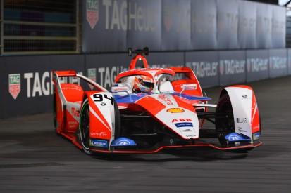 Formel E London 2021: Pole für Lynn bei Crash von Günther