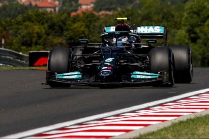 F1-Training Ungarn 2021: Verstappens Motor scheint zu halten