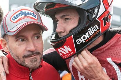 Max Biaggi rät Aprilia zu jungem Teamkollegen für Aleix Espargaro