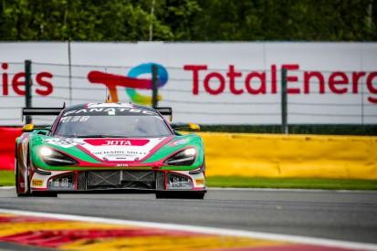 Jota glaubt: McLaren-Podium bei 24h Spa nur von Gelbphasen verhindert