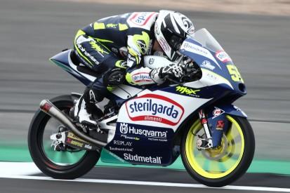 Moto3-Qualifying Silverstone: Fenati auf Pole, Acosta scheitert in Q1