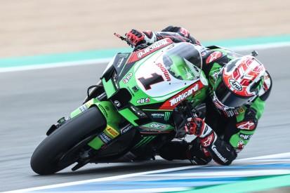 WSBK Jerez FT2: Jonathan Rea klar vorn, Toprak Razgatlioglu nur auf P7