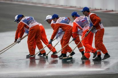 Formel-1-Liveticker: Regen: Kann in Sotschi gefahren werden?