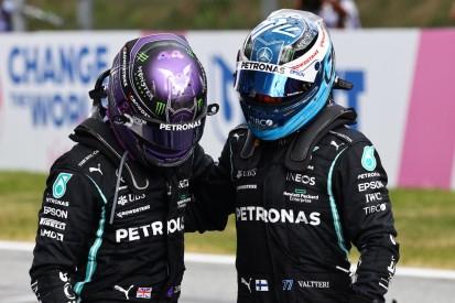 Formel-1-Teamchef: Bottas nur um 0,2 Prozent schlechter als Hamilton