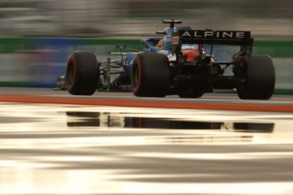 Alonso mit Platz sechs zufrieden: Endlich auch im Regen schnell!