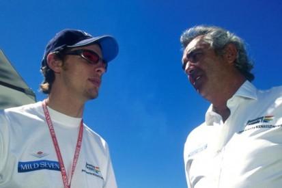 "Jenson Button: ""Hatte Probleme"" mit Flavio Briatore bei Benetton"
