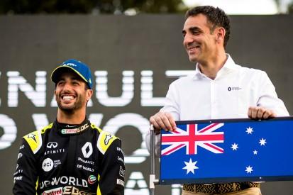 Daniel Ricciardo: Abiteboul-Tattoo muss noch 2021 passieren!