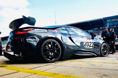 BMW i8 von Sorg Rennsport: Kommt jetzt Hybrid in die VLN/NLS?