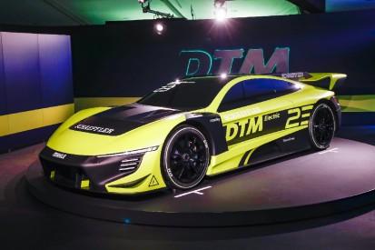 DTM Electric: So sieht der erste Prototyp für die neue Elektroserie aus!