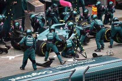 Formel-1-Liveticker: Warum Aston Martin Vettel nicht überstimmte